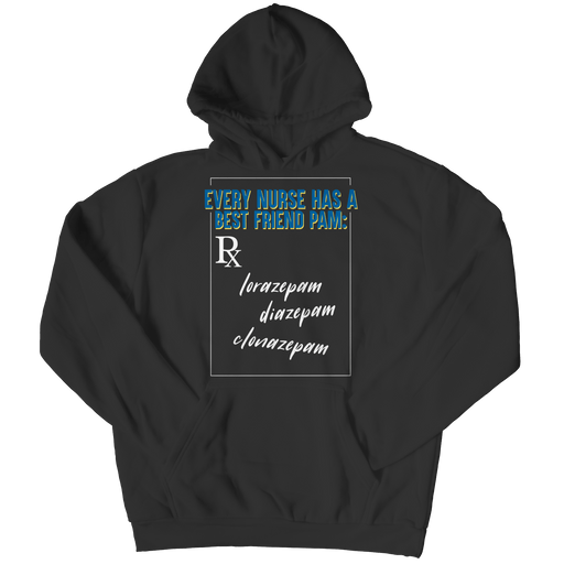 Every Nurse Has A Bestfriend - Youth Hoodie - AvailableGift.com