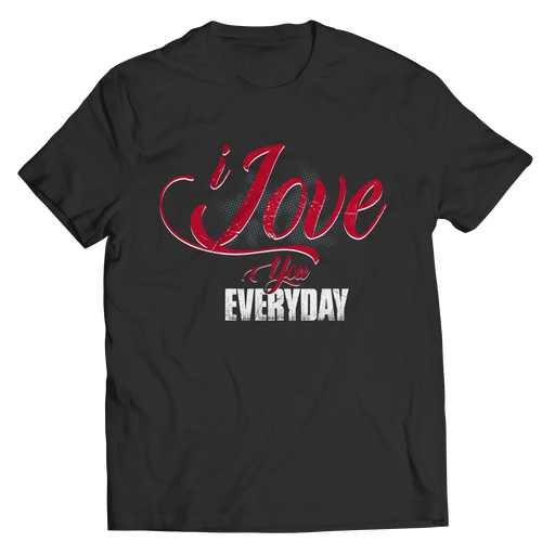 I Love You Everyday - AvailableGift.com