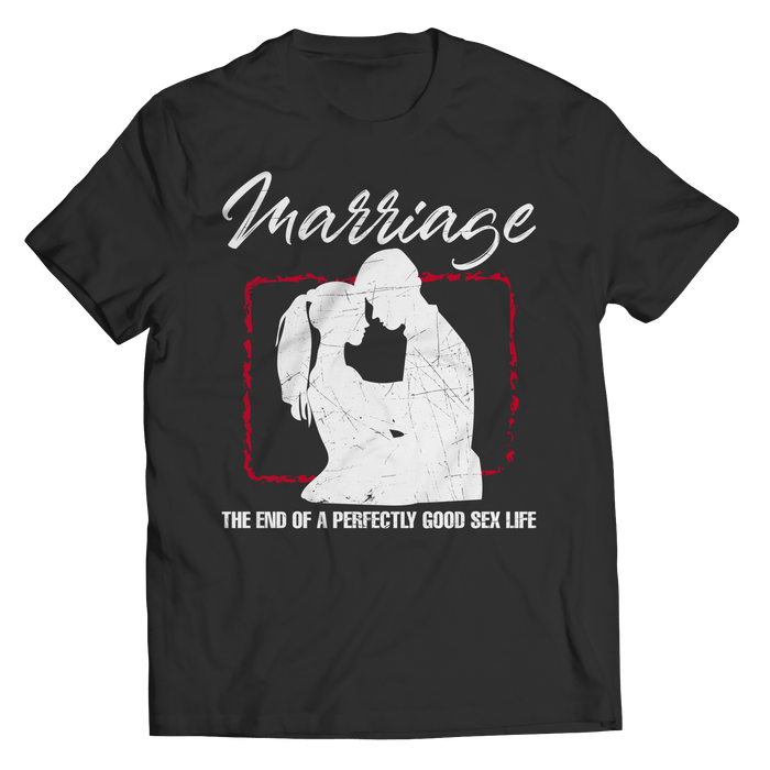Marriage-The End Of A Good Sex Life - AvailableGift.com