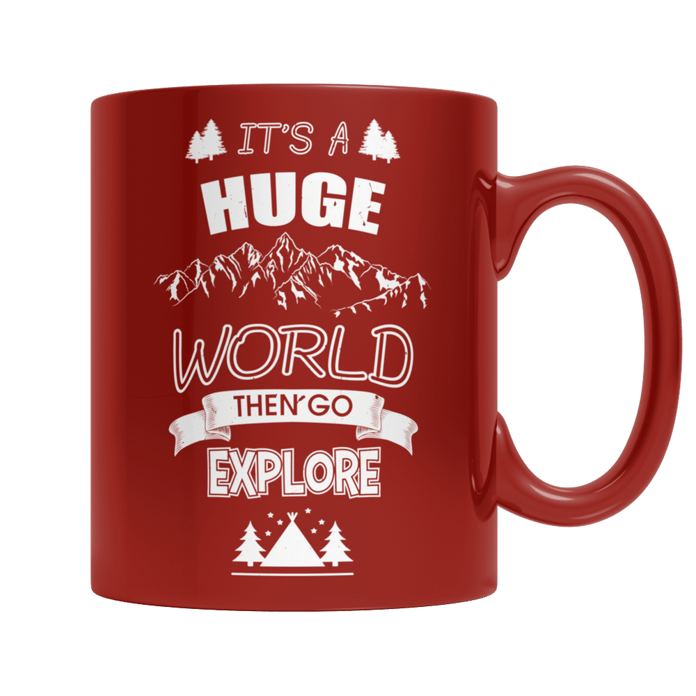 Explore The World - AvailableGift.com