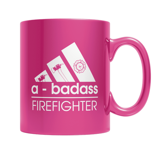 A Badass Firefighter - AvailableGift.com