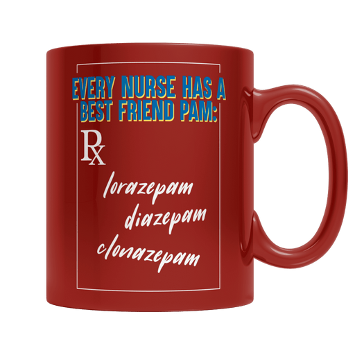 Every Nurse Has A Best Friend - AvailableGift.com
