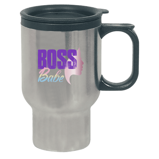 Boss Babe - Travel Mug - AvailableGift.com