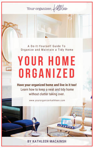 Home Organizing Guide