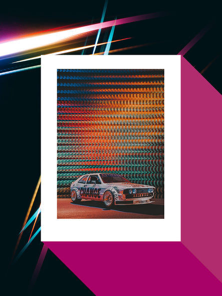 Retro 80s Poster (Limited) - Change is now