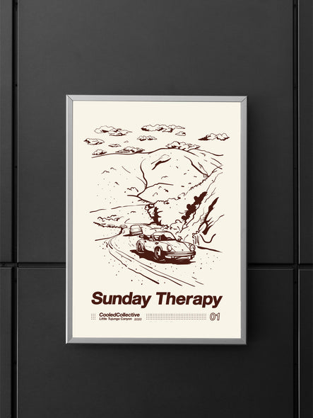 Sunday Therapy 01 - Poster