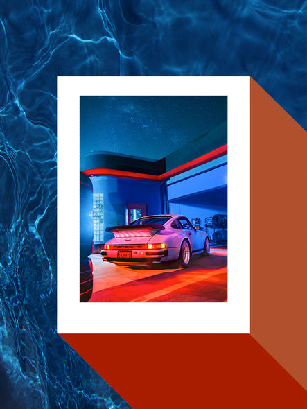 Retro 80s Poster (Limited) - Boosted Tire Shop