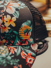 Cooled Collective Trucker Hawaiian Cap