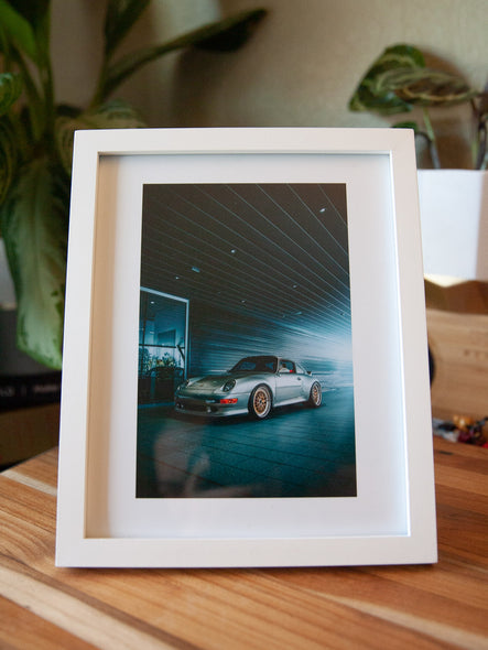 8x10 Print - Widebody under Aluminium Ceiling
