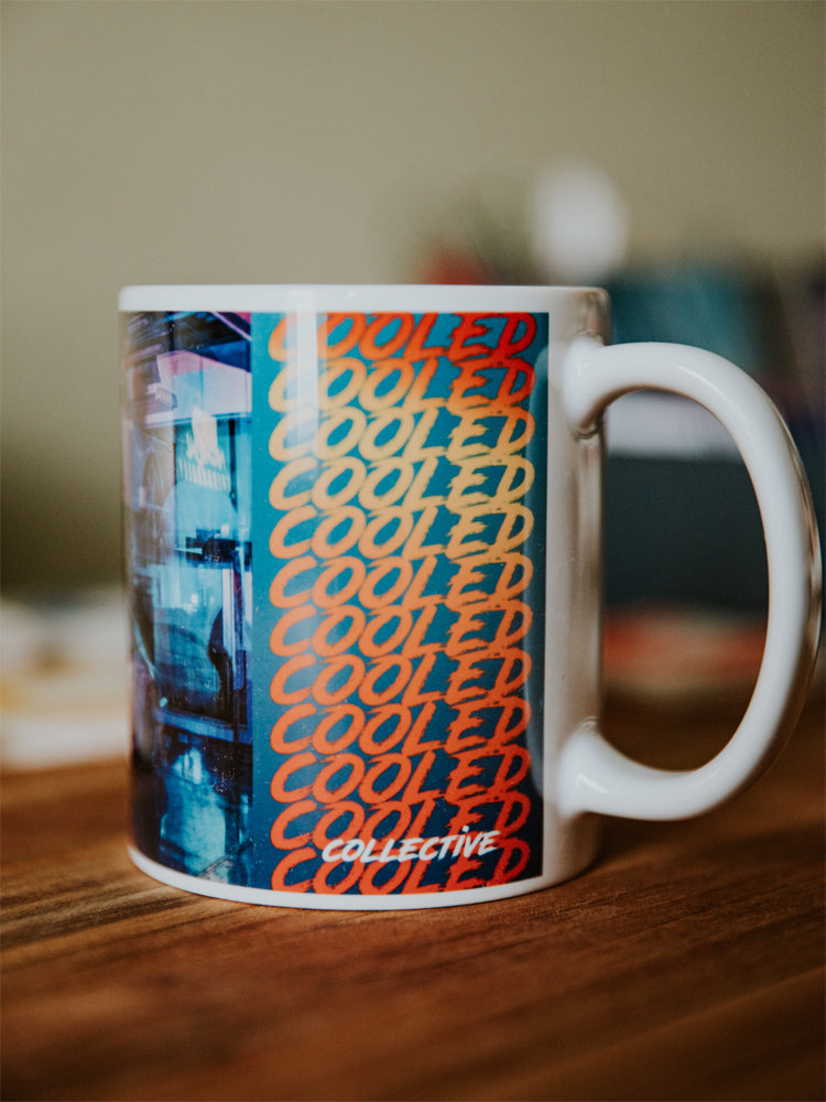 964 + 993 Air Cooled Collective Mug