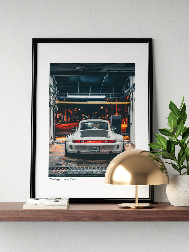 "#005 Signature Series Limited Poster - ""Midnight in Miami"""