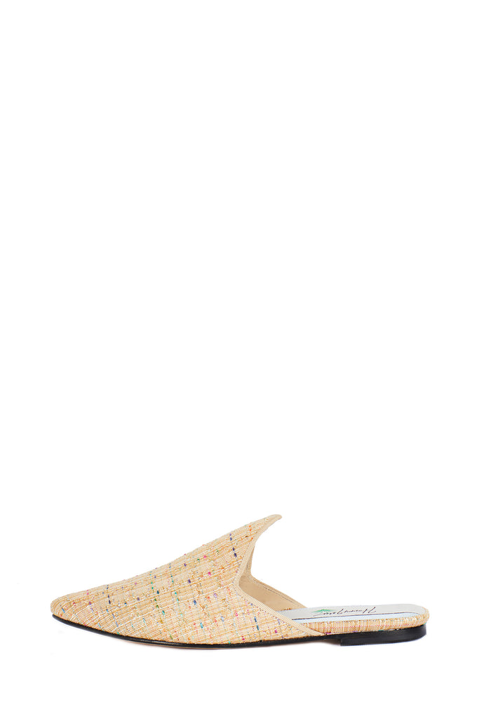 Champagne Multi Slide with Pointed Upper