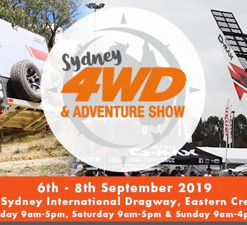 2019 Sydney 4WD and Adventure Show