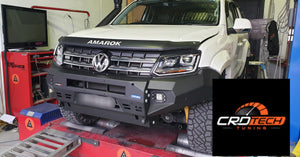 Custom Performance Re-Map 3.0lt V6 Amarok
