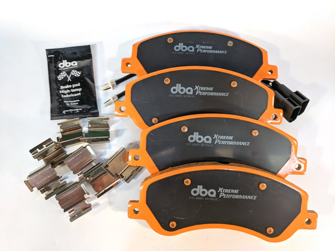 DBA Extreme Performance DB1915XP brake pads