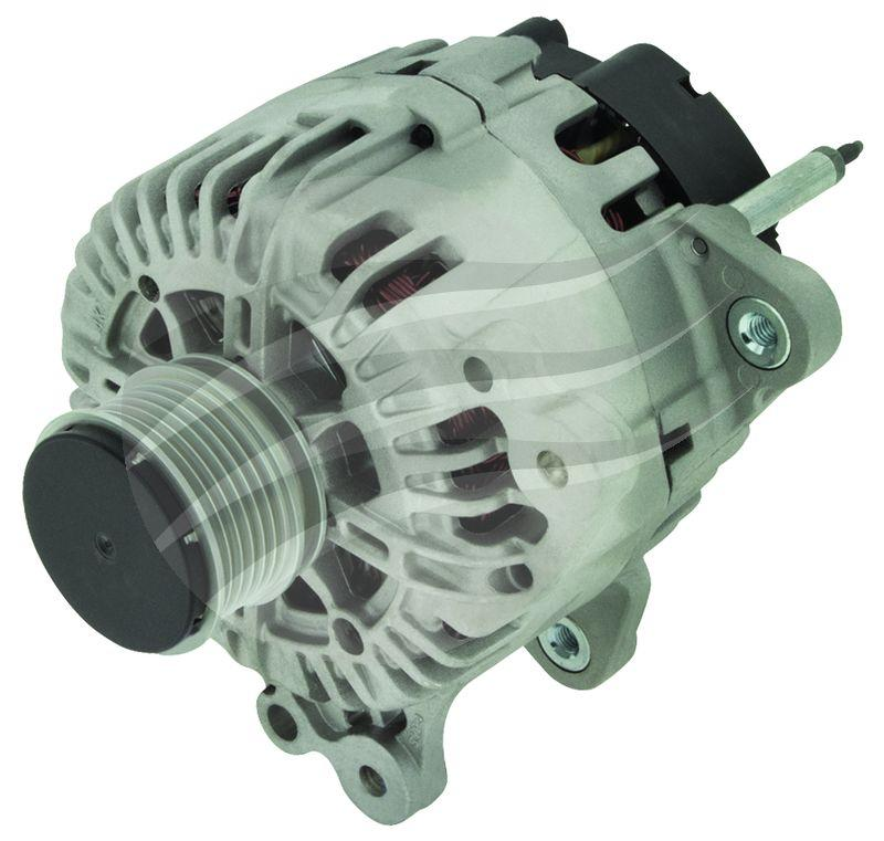 Alternator -  14v 140a VW Amarok 2.0l Tdi (4 Cyl) Valeo