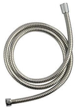 Load image into Gallery viewer, Shower Head - Chrome (Flow Reducer) & Stainless Steel Non Kink Shower Hose 1.5m