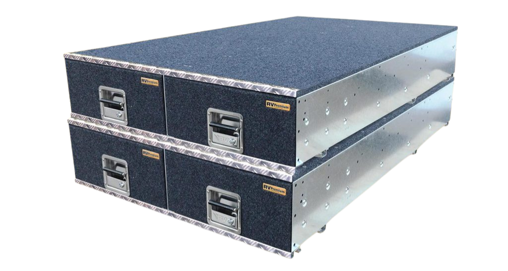 RVSS Twin Drawer Module