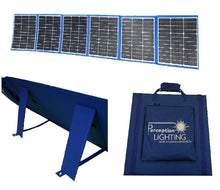 Load image into Gallery viewer, 250W Solar Blanket Flexible Folding Panel w/ Legs & Armour CellCell