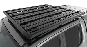 RHINO PIONEER PLATFORM ROOFRACK (1528MM X 1376MM) Suit VW Amarok Dual Cab - All Models