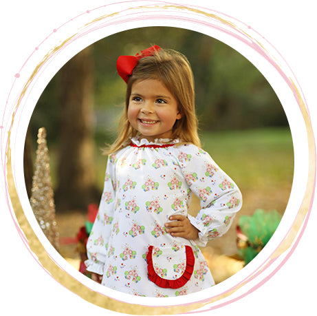 Luella Lane Girls' Clothing Collection