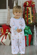 Bennett Romper - Away in a Manger