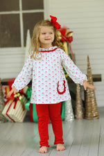 Hollis Pant Set - Whimsy Wreaths