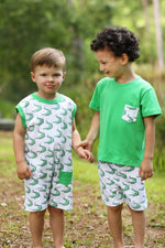 Luca Short Set - Gator
