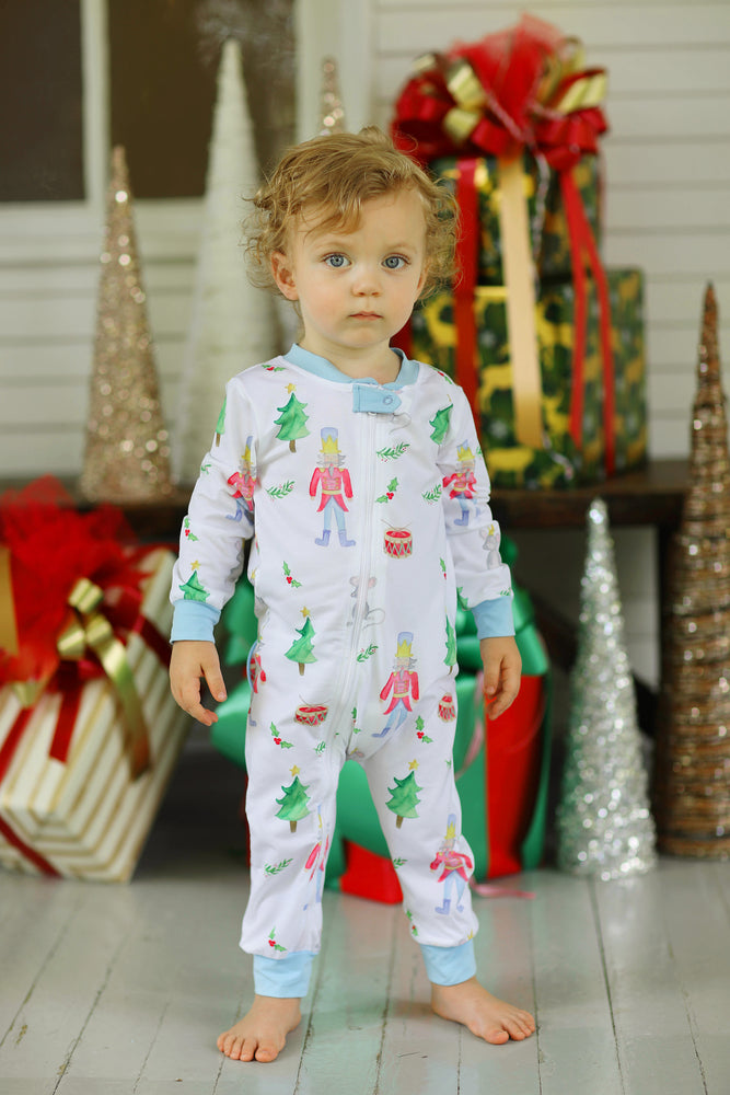 Mason Onesie - Nutcracker Nights