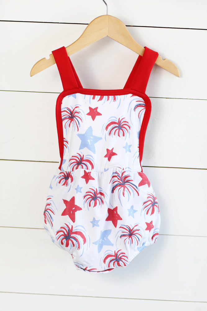 Tyler Sunsuit - Patriotic