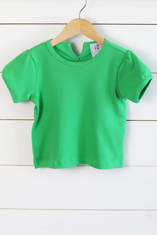Mattie Top - Green