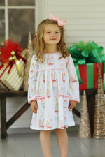 Isabella Dress - Away in a Manger