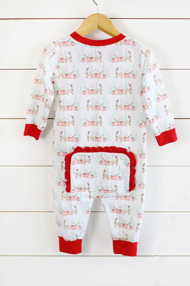 Libby Onesie - Twas the Night Before Christmas