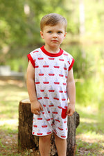 Rhett Romper - Sail Away