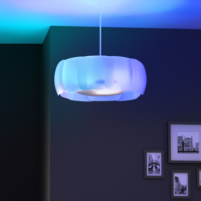 We present Bloom - the first lampshade for our smart Model F!