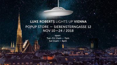 New Luke Roberts Pop-Up Store at Sneak In Vienna