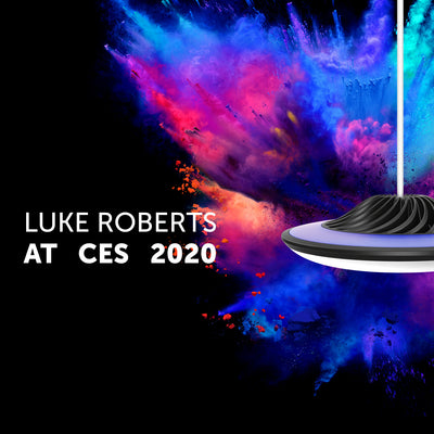Luke Roberts at CES2020!