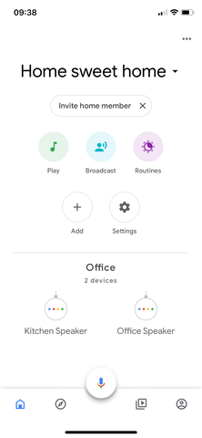 Luke Roberts Google Home Integration - Step 5.1
