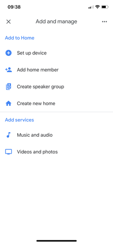 Luke Roberts Google Home Integration - Step 5.2
