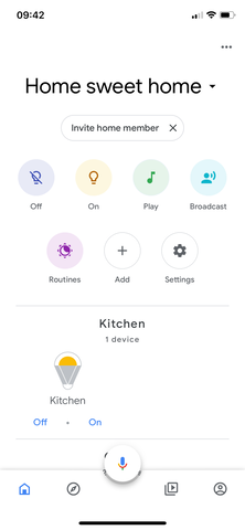 Luke Roberts Google Home Integration - Step 9
