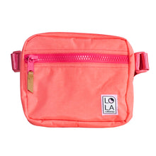 Mondo Hippie Fanny Pack: Coral