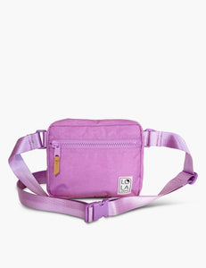 Mondo Hippie Fanny Pack: Lilac