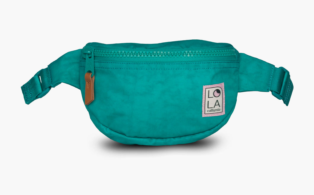 Mondo Moonbeam Medium Bum Bag: Teal