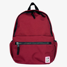 Sprite Recycled Starchild Medium Backpack  -Burgundy