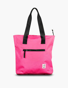 Sprite Recycled  Nylon Carryall Tote: Tulip
