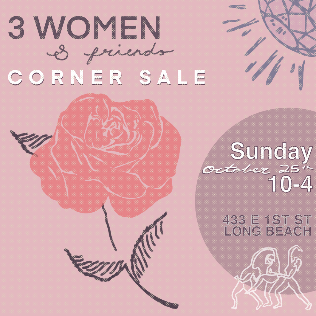 Corner Sale Tickets