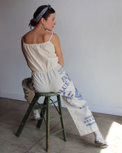 Load image into Gallery viewer, Fancy Oats Muslin Jumpsuit