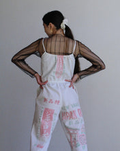 Load image into Gallery viewer, Japan Rose Jumpsuit