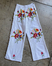 Load image into Gallery viewer, Bouquet Lace Trousers US 4-6 / US 6-8