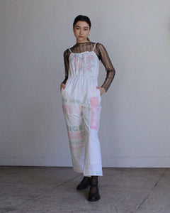 Japan Rose Jumpsuit